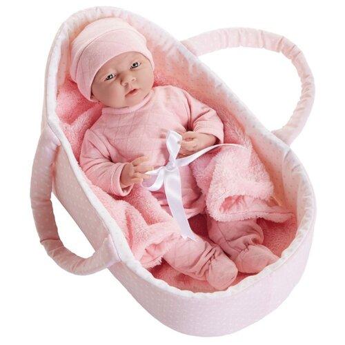 Купить Кукла JC Toys BERENGUER La Newborn, 39 см, JC18785, Куклы и пупсы