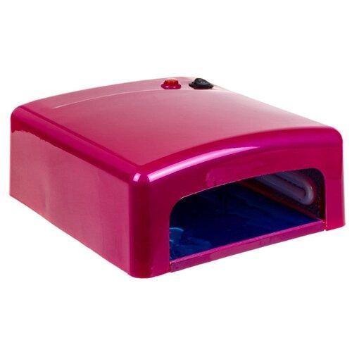 Лампа UV Touching Nature 818, 36 Вт 10 красный