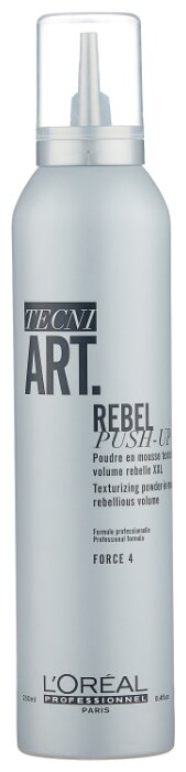 L'Oreal Professionnel пудровый мусс Тecni.Art Rebel push