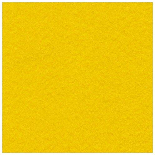 Gamma Premium фетр декоративный 33 х 53 см FKS12-33/53 821 темно-желтый