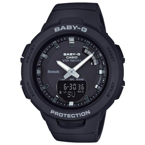 Наручные часы CASIO BSA-B100-1A женские часы casio bsa b100ac 5aer