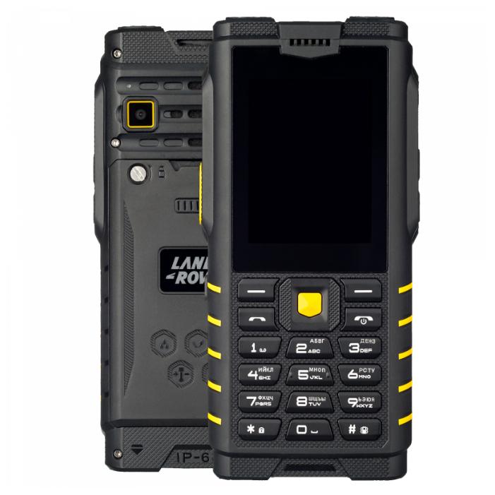 Телефон Land Rover T2 PTT — купить по выгодной цене на Яндекс.Маркете