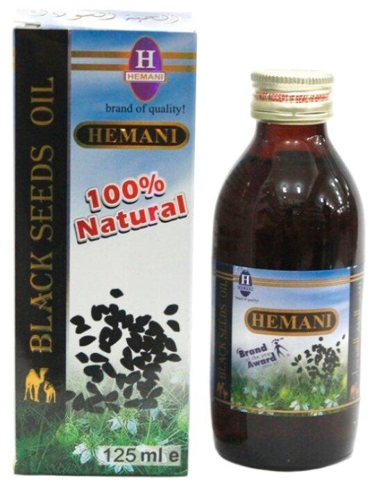 Hemani Масло черного тмина первого холодного отжима