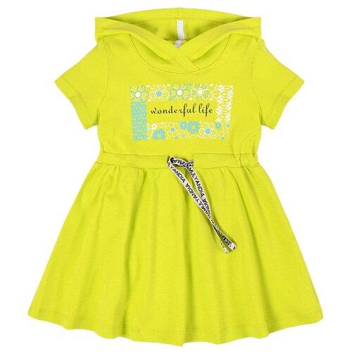Купить Платье Мамуляндия размер 98, лимонный, Платья и сарафаны