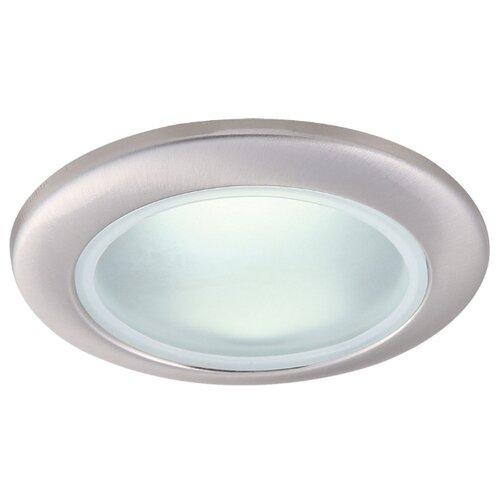 Встраиваемый светильник Arte Lamp A2024PL-1SS arte lamp встраиваемый светильник aqua a2024pl 1wh