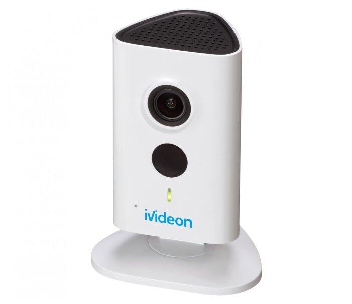 Умная Wi-Fi камера Ivideon Cute (I880908), цвет белый