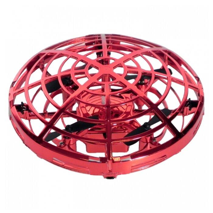 Квадрокоптер Властелин небес НЛО ВН 5411 красный фото 1