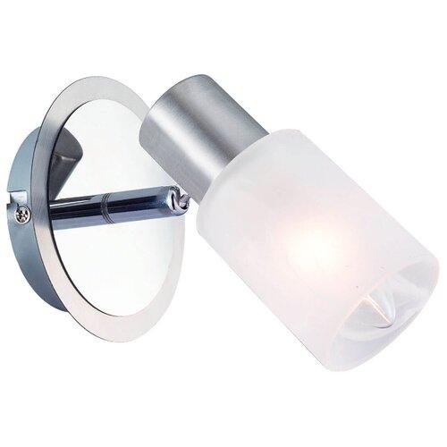 Настенный светильник Arte Lamp Cavalletta A4510AP-1SS, 40 Вт