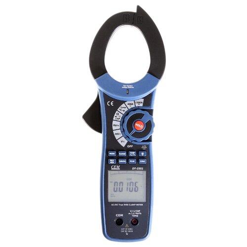 Токовые клещи CEM DT-3351 мультиметр cem dt 61