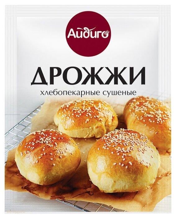 Дрожжи Айдиго хлебопекарные сушеные