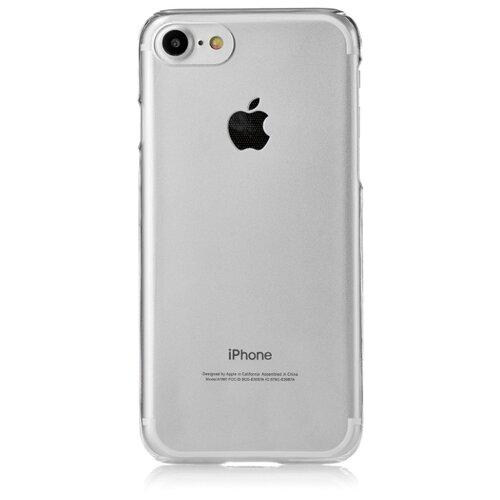 Чехол-накладка uBear Tone для Apple iPhone 7/iPhone 8 clear чехол накладка ubear touch case для apple iphone 7 iphone 8 cream