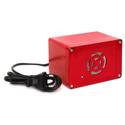 Ультразвуковой отпугиватель Ястреб 800 Pro, красный (800 кв.м.)