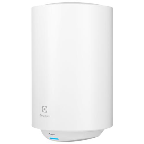 Накопительный электрический водонагреватель Electrolux EWH 30 Trend, белый водонагреватель накопительный aeg ewh 50 trend