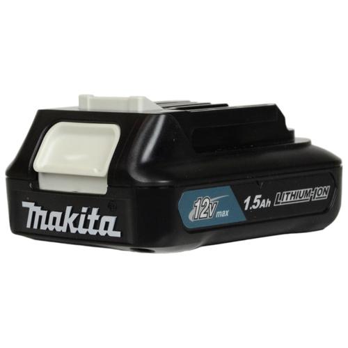 Аккумулятор Makita 197393-5 Li-Ion 12 В 1.5 А·ч набор makita 199591 7 18 в 5 а·ч
