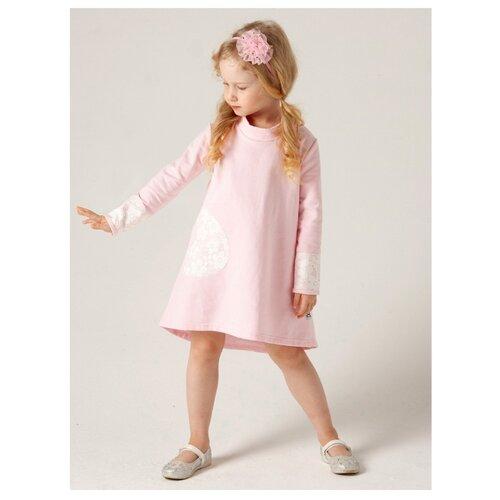 Платье Дашенька размер 98, розовый