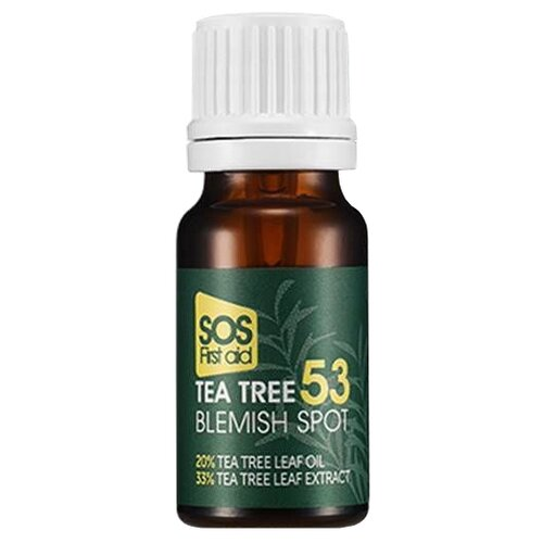 Aromatica Точечное средство для проблемной кожи Tea Tree 53 Blemish Spot, 10 мл недорого