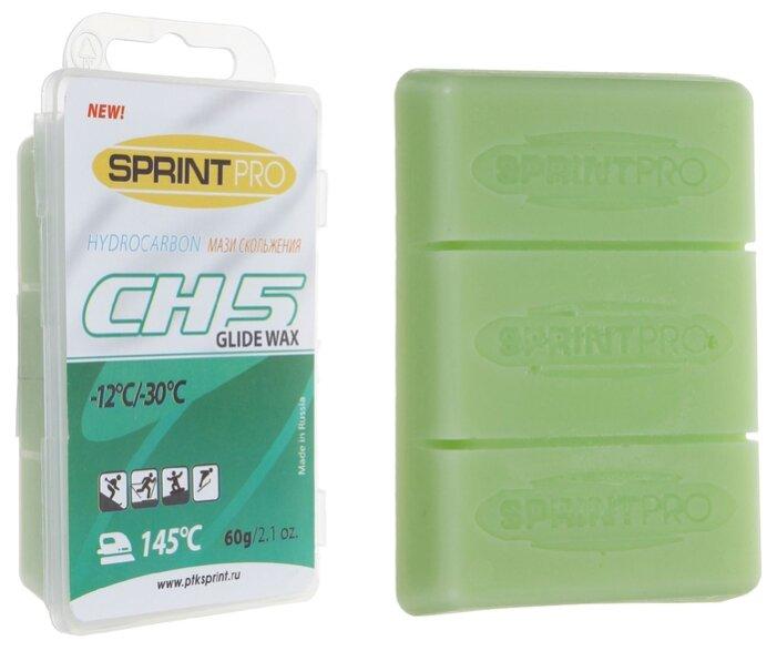 Мазь скольжения Sprint pro CH5