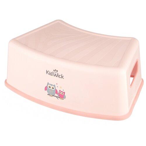 Купить Подставка для ног Kidwick Тигр розовый, Сиденья, подставки, горки