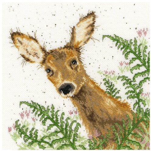 Набор для вышивания Doe A Deer (Олененок)
