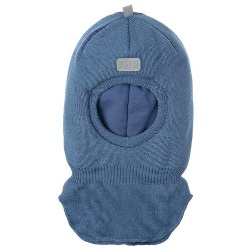 Купить Шапка-шлем playToday размер 52, синий, Головные уборы