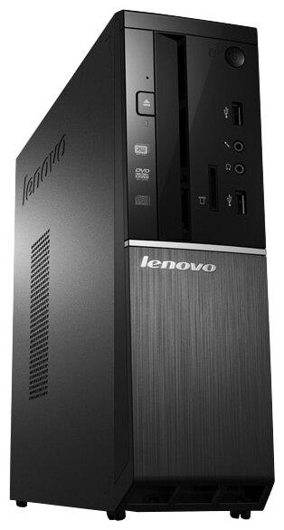 Настольный компьютер Lenovo 510S-08ISH (90FN003BRS) Midi-Tower/Intel Pentium G4400/4 ГБ/1 ТБ HDD/NVI
