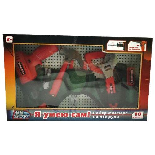 Купить Beboy Я умею сам!, 10 предметов IT105264, Детские наборы инструментов