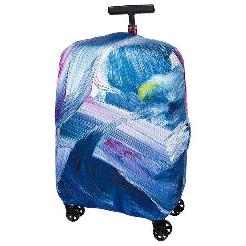 Фото - Чехол для чемодана RATEL Inspiration Shyness L, разноцветный чехол для чемодана ratel inspiration obscurity m разноцветный