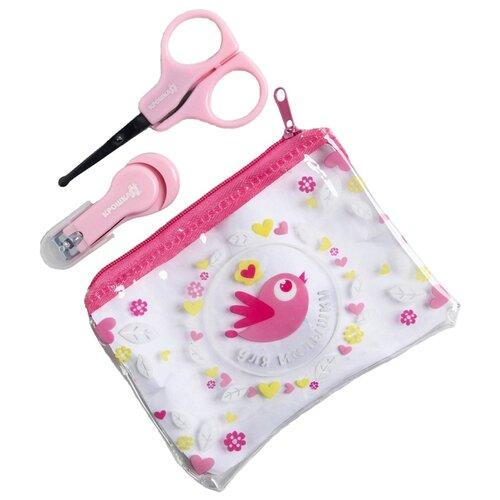 Купить Крошка Я Маникюрный набор Для малышки розовый, Маникюрные принадлежности