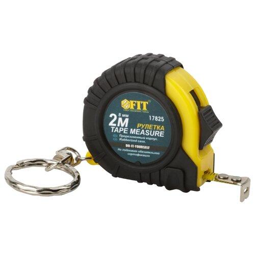 цена на Измерительная рулетка FIT 17825 8 мм x 2 м