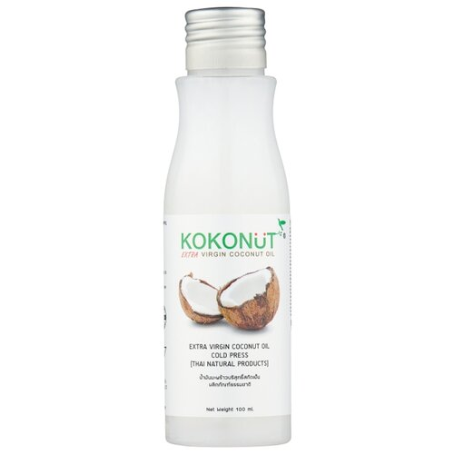 Масло для тела Twin Lotus Extra Premium Virgin Coconut Oil, бутылка, 100 мл free delivery nature s way efagold coconut oil pure extra virgin 454g