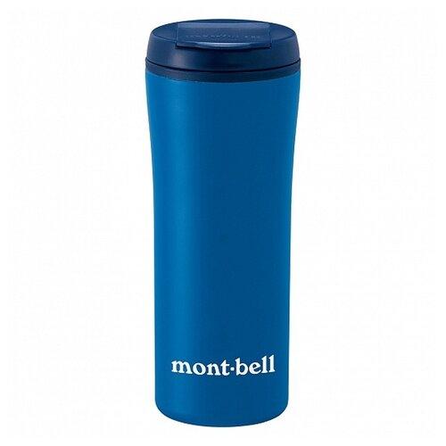 MontBell термостакан Termo Tumbler MB Logo 400мл BL синий