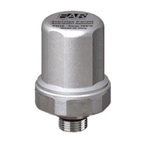 Фото - Регулирующий клапан FAR FA289512 муфтовый (НР) Ду 15 (1/2) запорный клапан far ft 1616 муфтовый нр нр латунь для радиаторов ду 15 1 2
