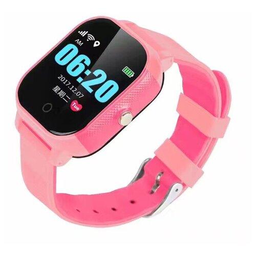 Фото - Детские умные часы Smart Baby Watch GW700S / FA23 розовый часы smart baby watch ew200