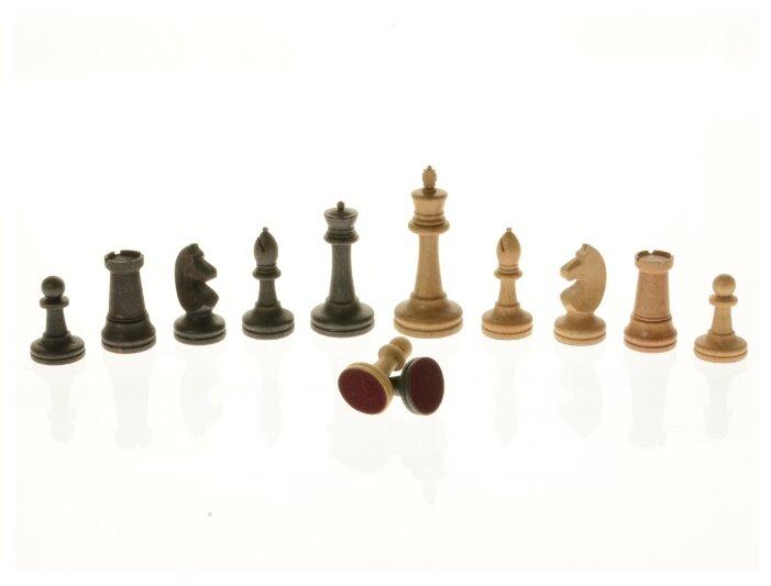 WoodGames Шахматные фигуры Российские №3