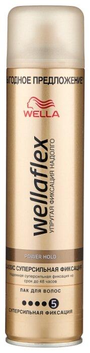 Купить Wella Лак для волос Wellaflex Классический суперсильной фиксации, экстрасильная фиксация, 400 мл по низкой цене с доставкой из Яндекс.Маркета (бывший Беру)