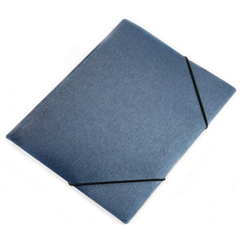 Panta Plast Папка на резинках SIMPLE, А5 синий
