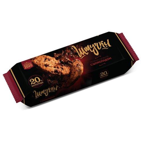 Печенье Штучки сдобное с шоколадом, 170 г