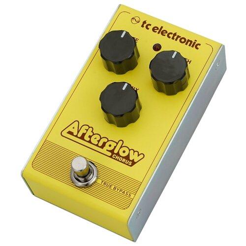 TC Electronic Педаль Afterglow Chorus tc electronic педаль nether