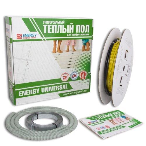 Фото - Греющий кабель Energy Universal 600Вт sbses 7353 25