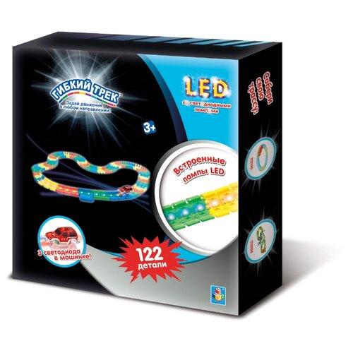 Купить Трек 1 TOY LED Т16524, Детские треки и авторалли