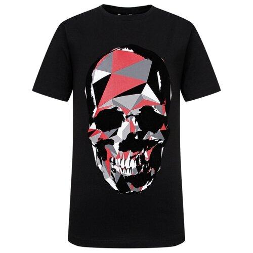 Футболка Antony Morato размер 128, черный футболка antony morato размер 128 белый
