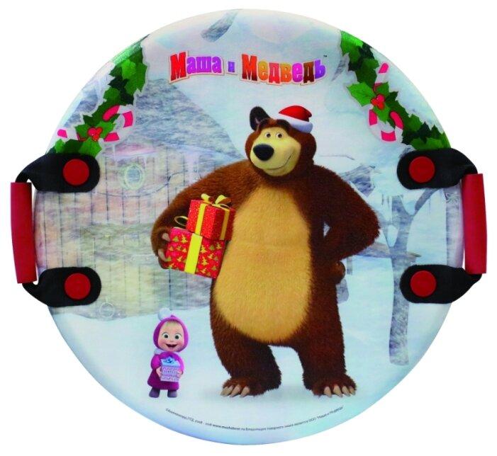 Ледянка 1 TOY Маша и Медведь (Т13885)