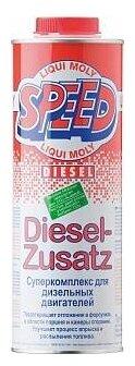 LIQUI MOLY Speed Diesel Zusatz