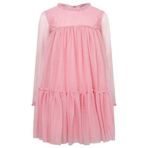 Купить Платье Mayoral размер 116, розовый, Платья и сарафаны