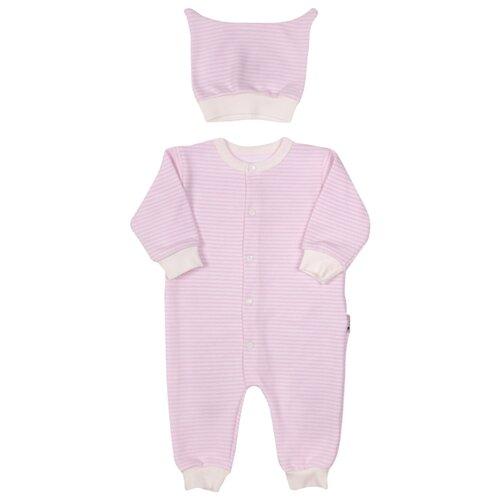 Купить Комплект одежды Клякса размер 22-74, розовый, Комплекты