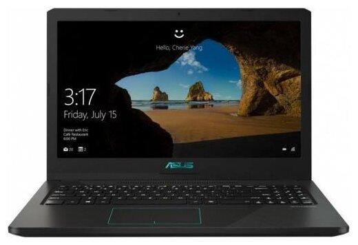 Ноутбук ASUS X570UD