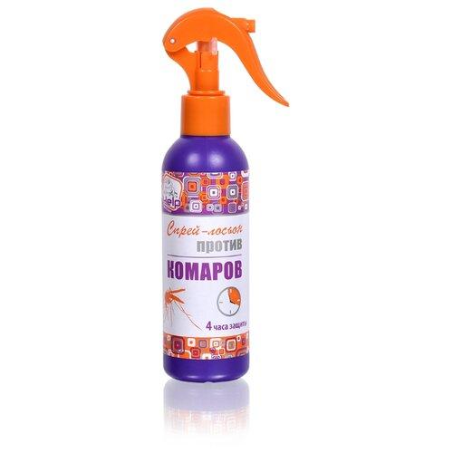 Спрей BOYSCOUT HELP против комаров 200 мл средство защиты boyscout help 80262