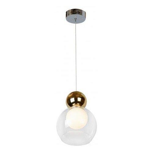 Фото - Подвесной светодиодный светильник iLedex Blossom C4476-1 GL люстра iledex c4476 3r gl blossom