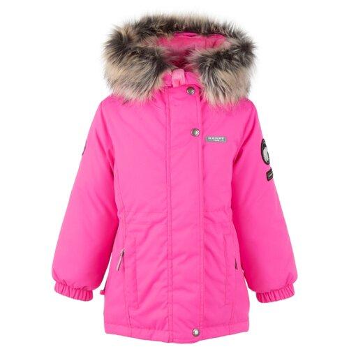 Купить Парка KERRY Maya K20430 размер 134, 00268 розовый, Куртки и пуховики