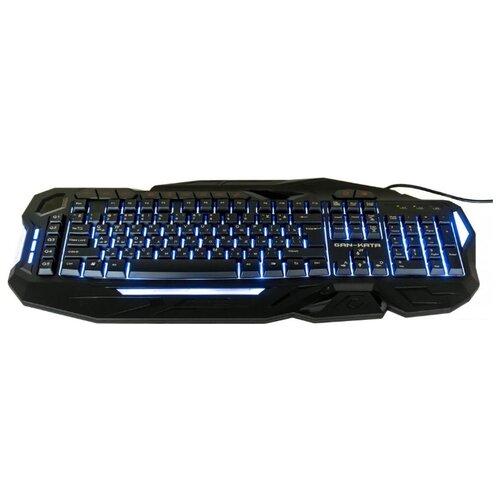 Клавиатура с подсветкой игровая Dialog KGK-45U Gan-Kata